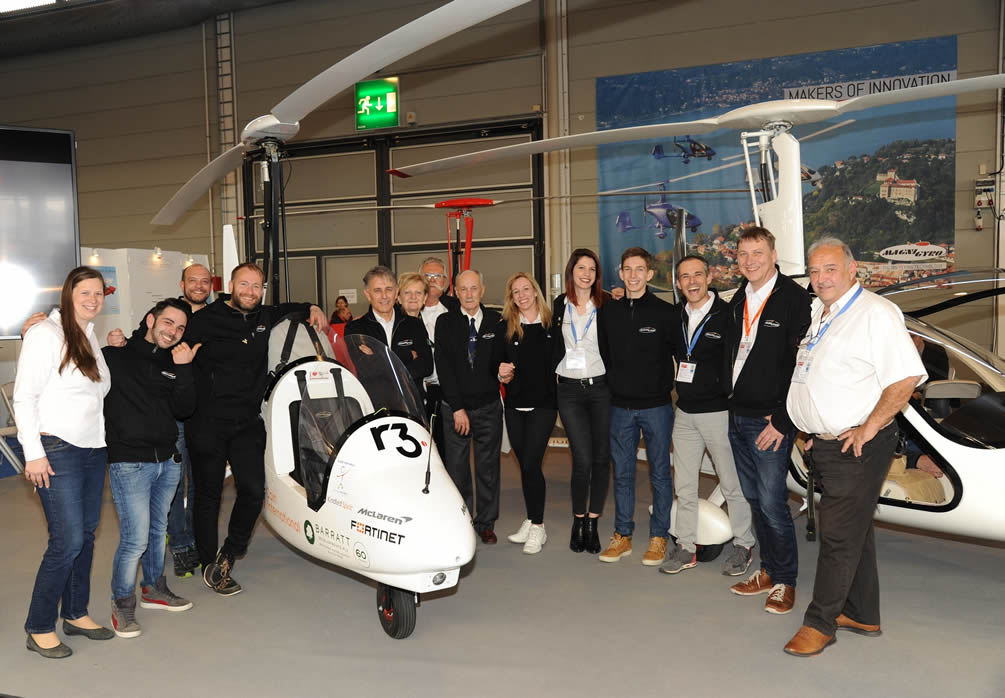 Magni Gyro | production gyroplanes for work and leisure